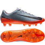 Nike Mercurial Veloce III CR7 Chapter 4 AG-PRO - Grå/Orange