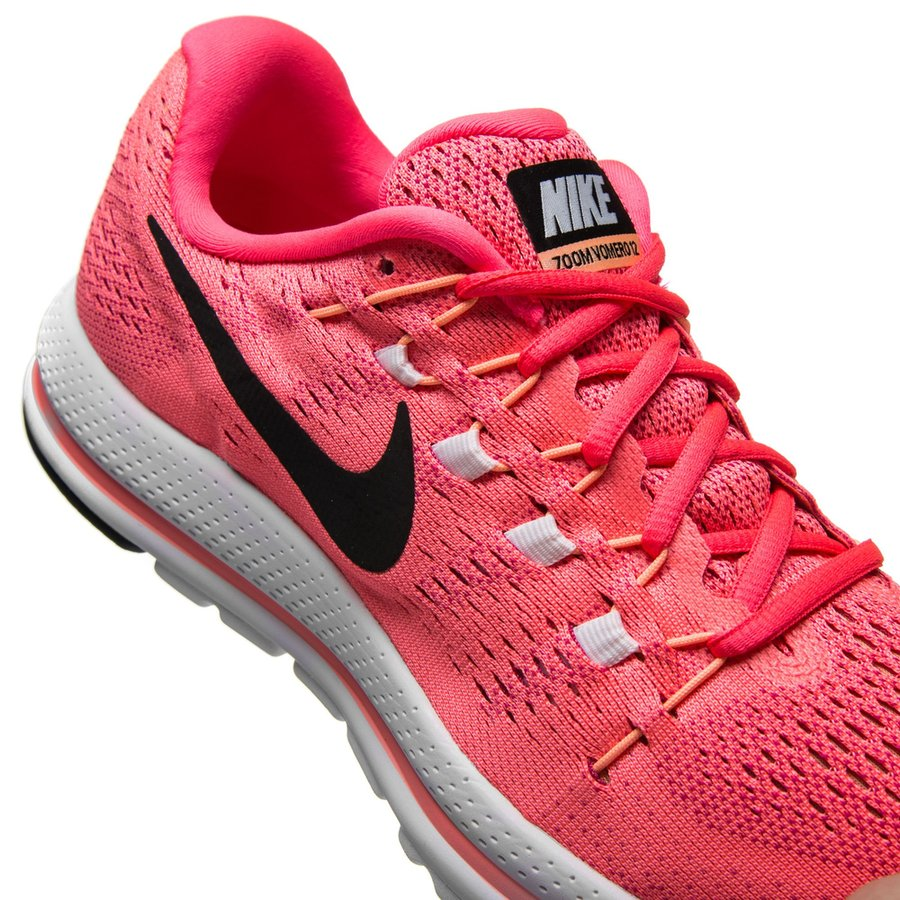 28fb9307029c Nike Running Shoe Air Zoom Vomero 12 - Lava Glow Black Racer Pink Sunset  Glow Woman