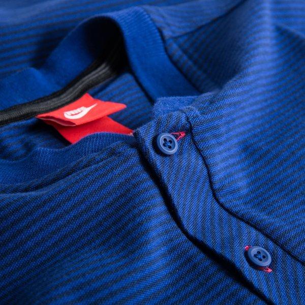 8013e55bd Barcelona Polo Authentic Grand Slam - Royal Blue Binary Blue Noble ...