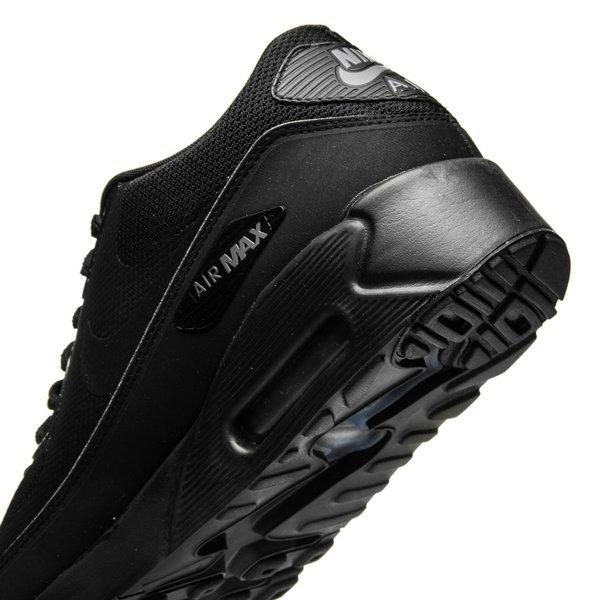 Nike Air Max 90 Ultra Essential Schwarz Dunkelgrau : Gute