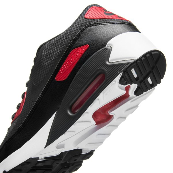 huge discount 85a46 b128f Nike Air Max 90 Ultra 2.0 Essential - Anthracite Black University Red White