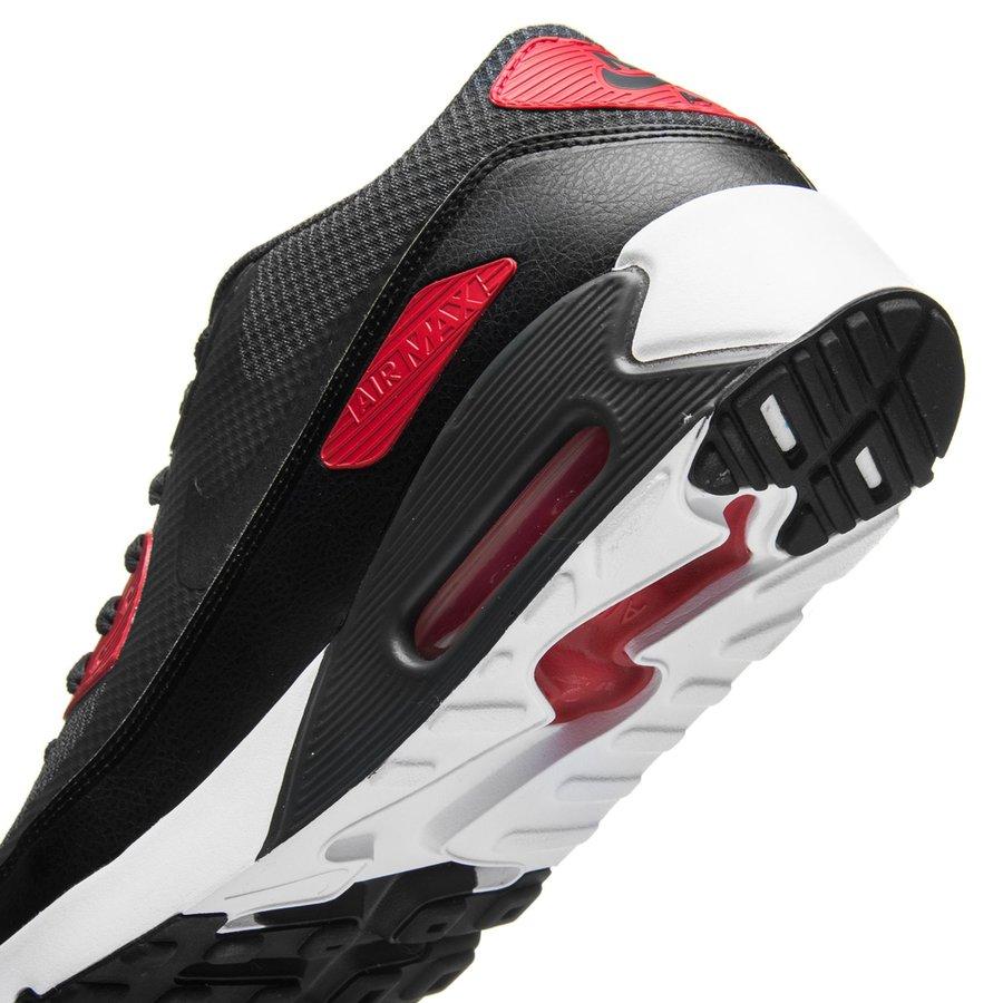 Nike Air Max 90 Ultra 2.0 Essential GrijsZwartRoodWit