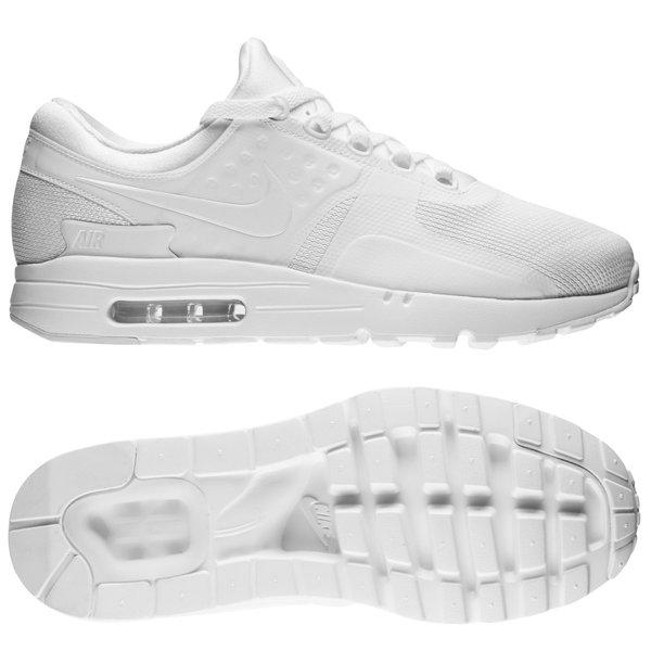 nike air max zero essential - hvid - sneakers