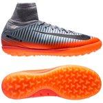 Nike MercurialX Proximo II CR7 Chapter 4 TF - Gris/Orange Enfant