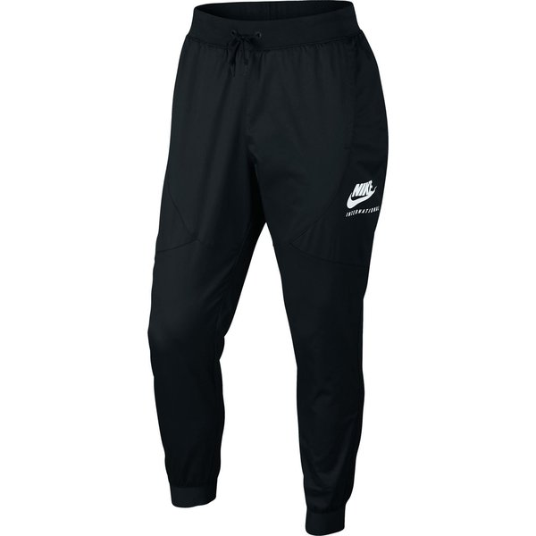 cheapest sale uk coupon codes Nike International Jogging Woven - Noir