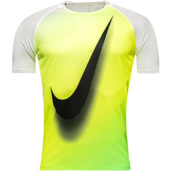 neon yellow shirt nike