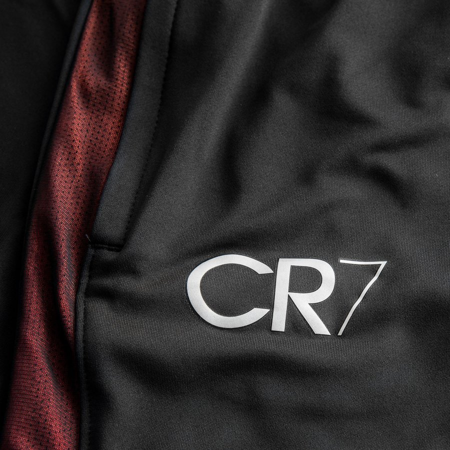 6925a2f6d0fe Nike Training Trousers Squad 3 4 CR7 Chapter 4 - Black Track Red Kids