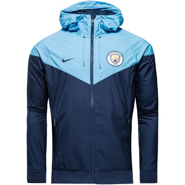 0a70bc9a358 80.00 EUR. Price is incl. 19% VAT. -19%. Manchester City Windrunner Woven  Authentic - Midnight Navy Field Blue