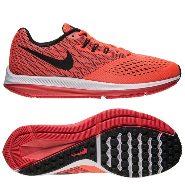 Nike Running Shoe Zoom Winflo 4 - Hyper