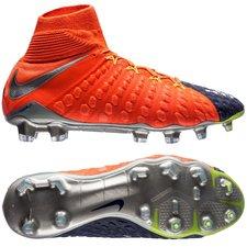 Nike Hypervenom Phantom 3 DF Time To Shine Navy/Chrome/Orange