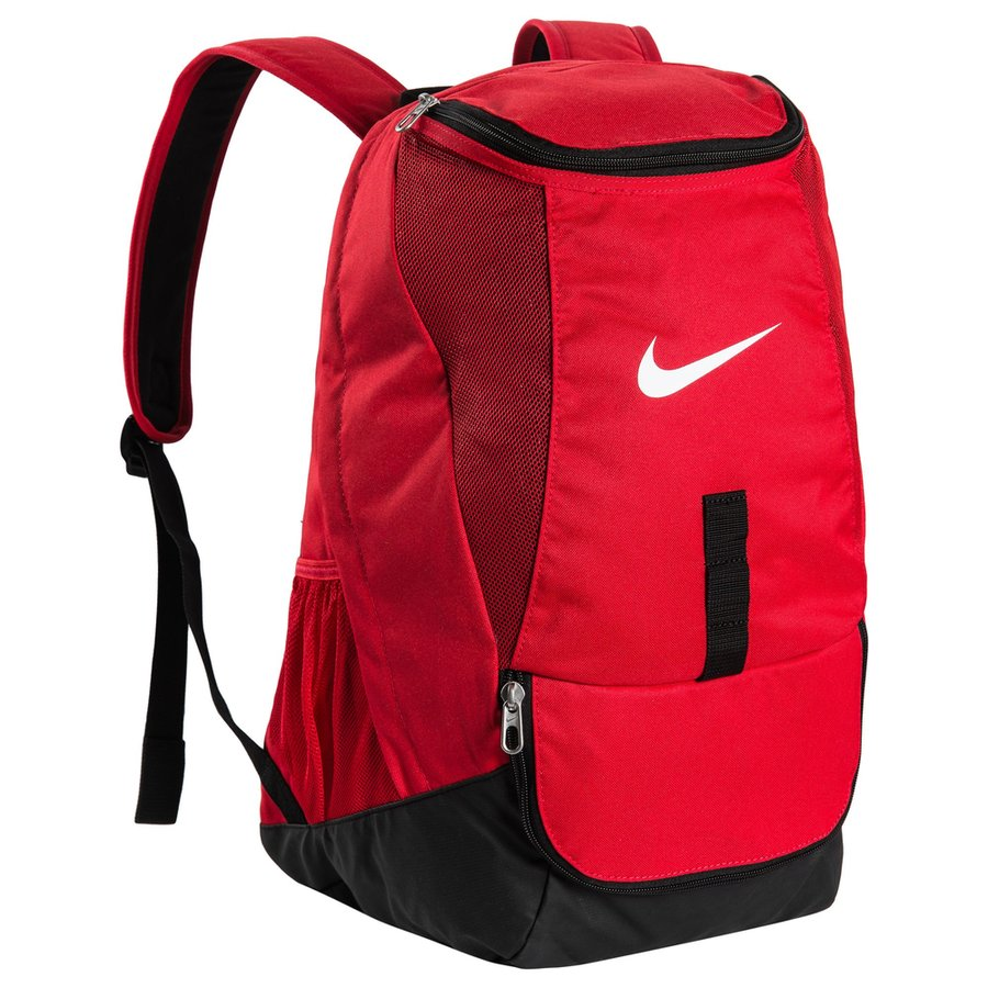 fbdf4e2086 nike backpack club team - university red black white - bags ...