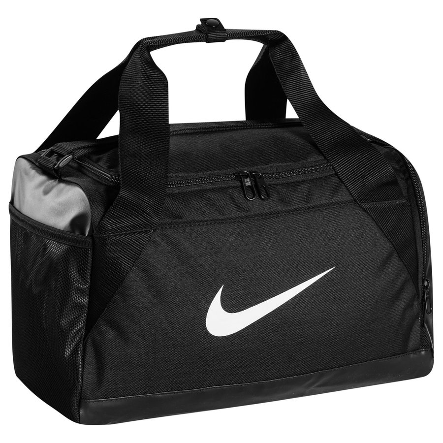 Nike Sports Bag Brasilia Duffel Xs Black White Www