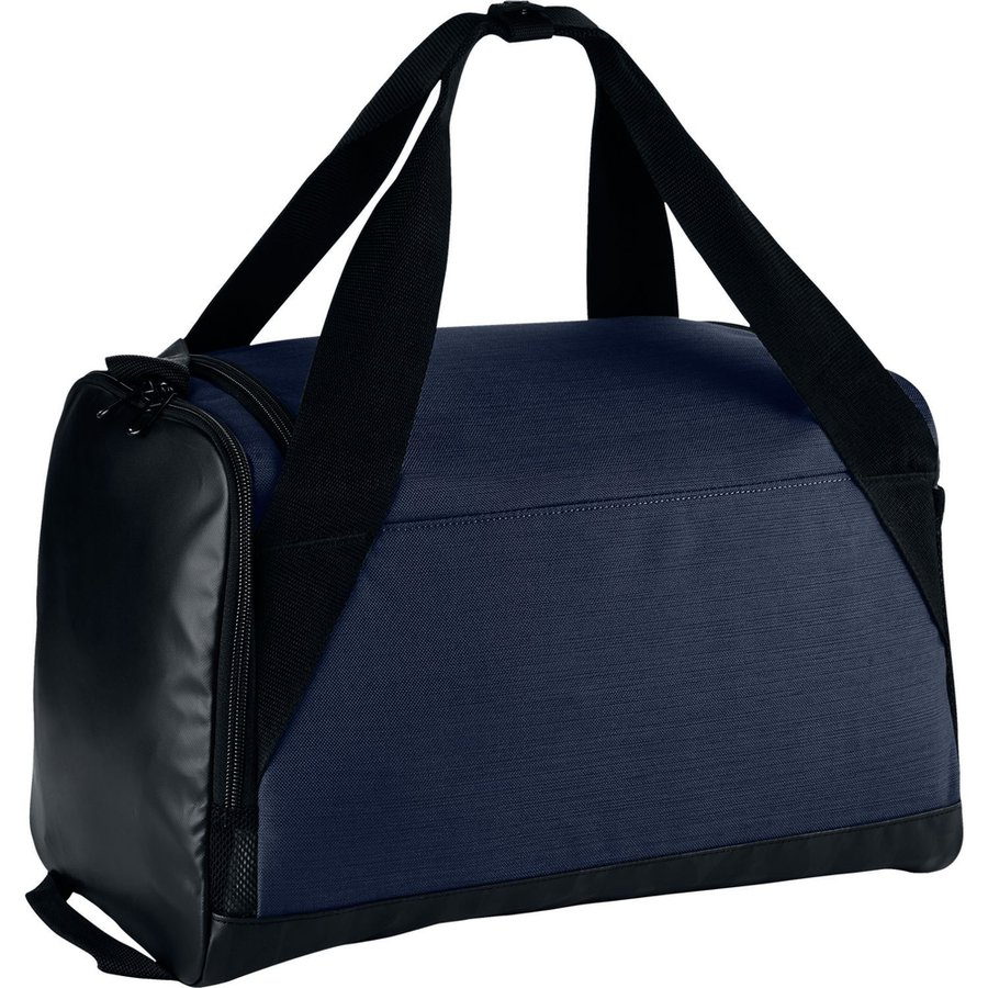 eeb081eced5c nike sports bag brasilia duffel xs - midnight navy black white - bags