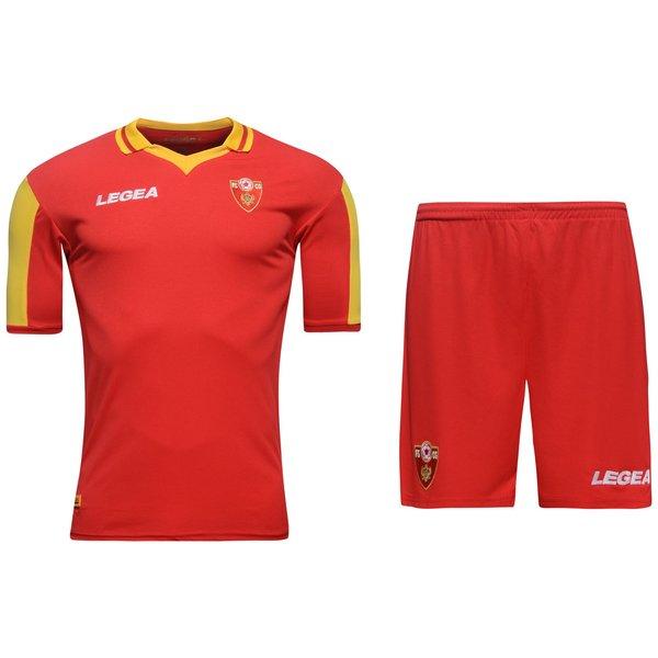 montenegro heimset 2016/17 - fußballtrikots