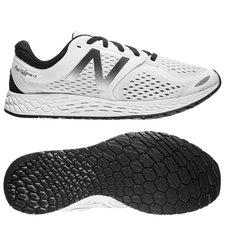 new balance running shoe fresh foam zante v3 - white/black - running shoes