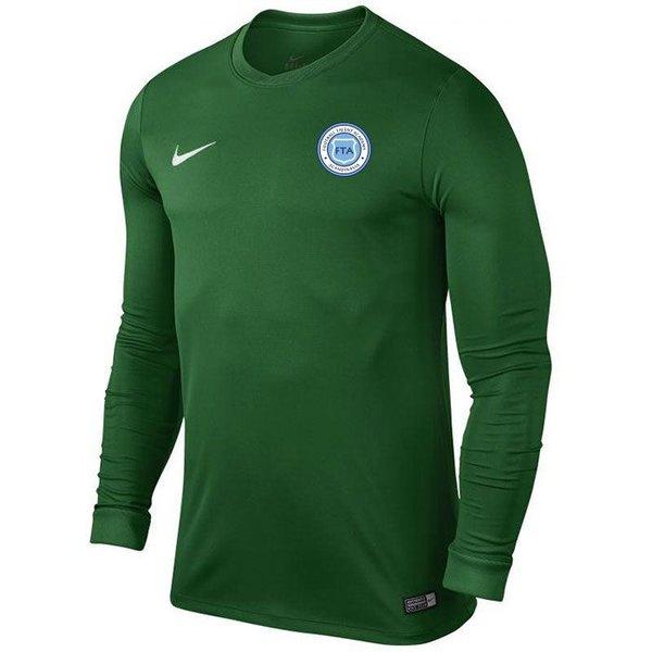 fta scandinavia - målmandstrøje grøn børn - fodboldtrøjer