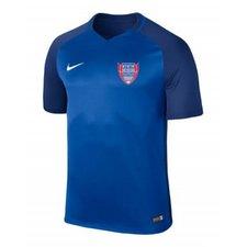 skovshoved if - hjemmebanetrøje 17/18 blå/navy - fodboldtrøjer
