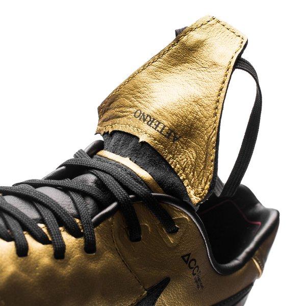 on sale 196ff e67bd Nike Tiempo Legend 6 FG Totti X Roma - Metallic Gold/Black ...
