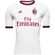 milan away shirt 2017/18 kids - football shirts