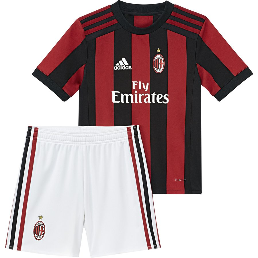 Maillot Domicile AC Milan HAKAN CALHANOGLU
