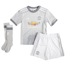 Manchester United Tredjeställ 2017/18 Mini-Kit Barn