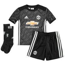 Manchester United Bortaställ 2017/18 Mini-Kit Barn