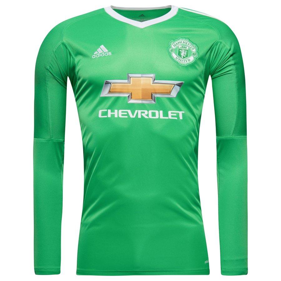 723e86c28a0 Manchester United Goalkeeper Shirt Away 2017 18 Kids