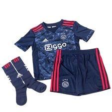 ajax udebanetrøje 2017/18 mini-kit børn - fodboldtrøjer