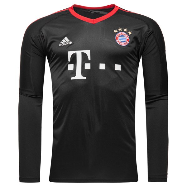 bayern münchen målmandstrøje 2017/18 - fodboldtrøjer