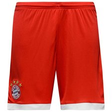 bayern münchen home shorts 2017/18 kids - football shorts