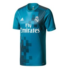 Real Madrid 3. Trøje Authentic