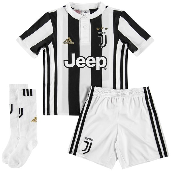 low priced 508b8 a20da Juventus Home Shirt 2017/18 Mini-Kit | www.unisportstore.com