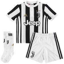 Juventus Hemmatröja 2017/18 Mini-Kit