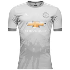 Manchester United Tredjetröja 2017/18 Authentic