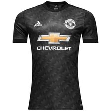 Manchester United Bortatröja 2017/18 Authentic