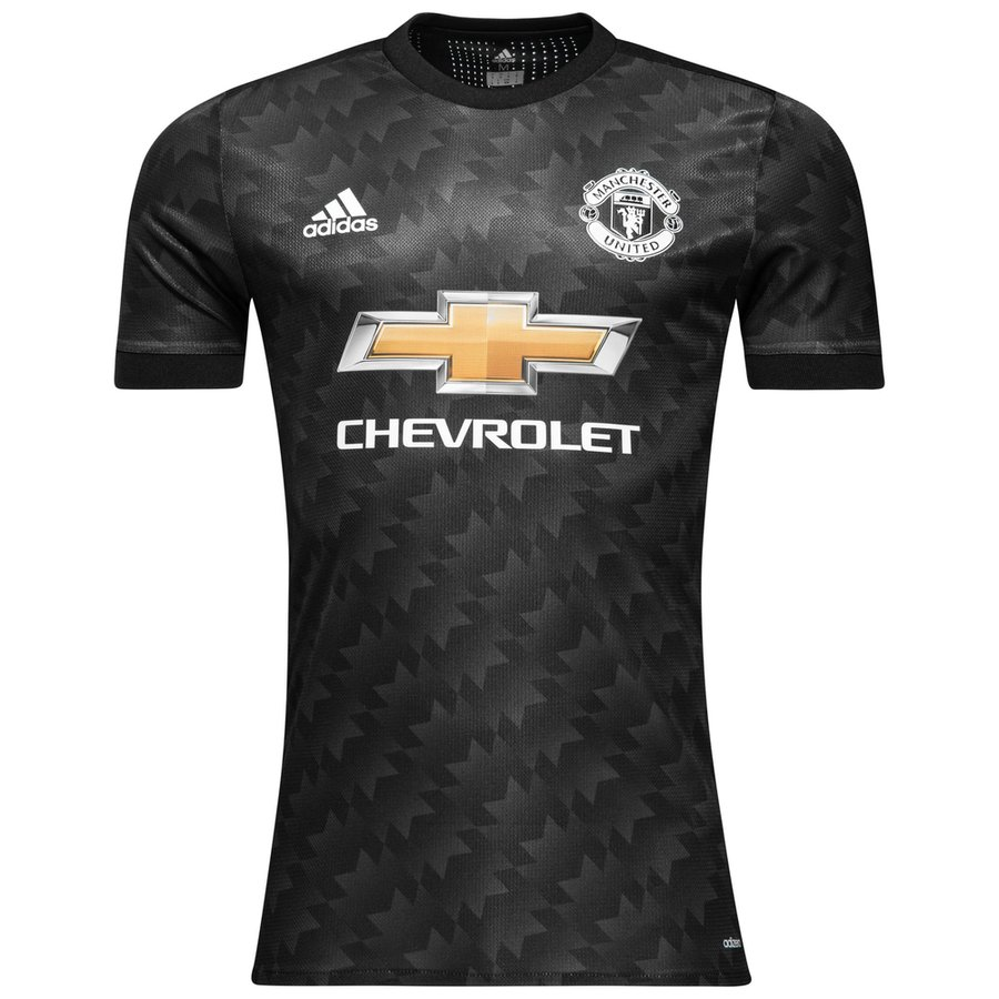 Manchester united maillot ext rieur 2017 18 authentic for Maillot exterieur manchester united
