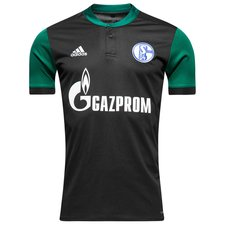 schalke 04 3rd shirt 2017/18 kids - football shirts