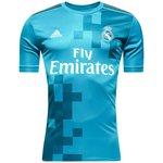 Real Madrid 3. Trøje 2017/18 Børn
