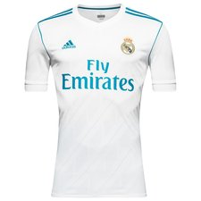 Real Madrid Hjemmebanetrøje 2017/18 Authentic