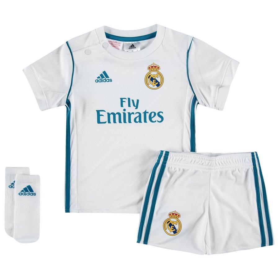 d948f8650907b real madrid maillot domicile 2017 18 kit-bébé enfant - maillots de football  ...