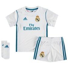 Real Madrid Hemmatröja 2017/18 Mini-Kit Barn