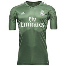 Real Madrid Målmandstrøje Grøn Børn