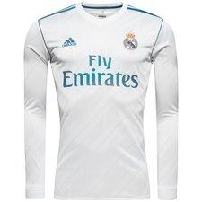 Real Madrid Hemmatröja 2017/18 L/Ä