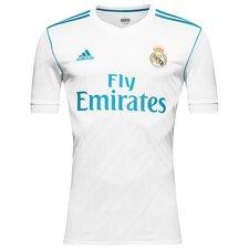 Real Madrid Hjemmebanetrøje 2017/18 LFP