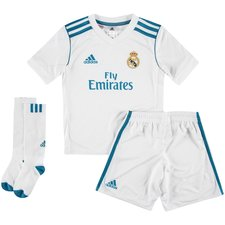 Real Madrid Hemmatröja 2017/18 Mini-Kit Barn