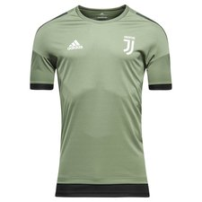 Juventus Tränings T-Shirt UCL - Grön/Svart