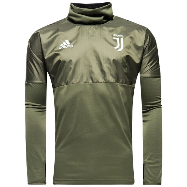 c0deaffc57f Juventus Training Shirt Hybrid UCL - Base Green Black