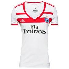 Hamburger SV Hjemmebanetrøje Dame