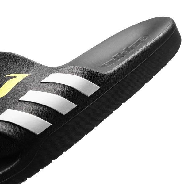 hot sale online 2a497 4f28a adidas Suihkusandaalit Aqualette Cloudfoam Messi - Musta Valkoinen 7
