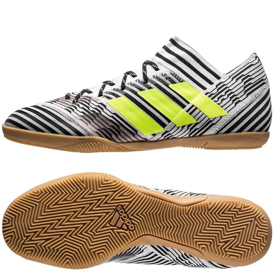 adidas nemeziz tango 17.3 in dust storm - footwear white solar yellow core  black ... fd46f8e0a